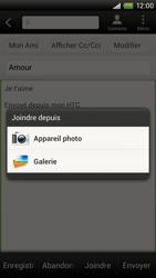 HTC S720e One X - E-mail - envoyer un e-mail - Étape 10