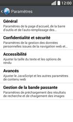 LG L70 - Internet - Configuration manuelle - Étape 22