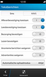 BlackBerry Z10 - MMS - probleem met ontvangen - Stap 7