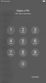Apple iPhone 6s Plus - iOS 11 - Primeiros passos - Como ligar o telemóvel pela primeira vez -  5