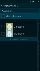 Samsung Galaxy K Zoom 4G (SM-C115) - Contacten en data - Contacten overzetten via Bluetooth - Stap 6