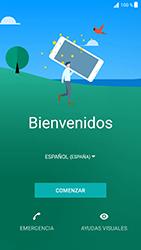 Sony Xperia XZ - Android Nougat - Primeros pasos - Activar el equipo - Paso 4