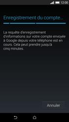 HTC Desire 610 - Premiers pas - Créer un compte - Étape 24