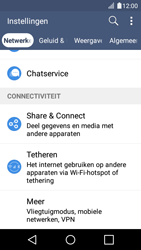 LG K4 - Buitenland - Bellen, sms en internet - Stap 4