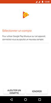 Motorola Moto G6 - Photos, vidéos, musique - Ecouter de la musique - Étape 4
