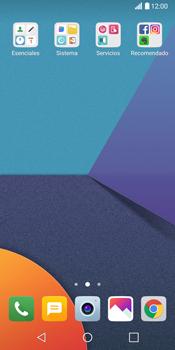 LG G6 - E-mail - Configurar Yahoo! - Paso 3