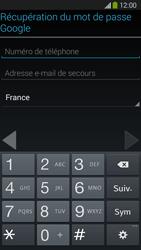 Samsung Galaxy Grand 2 4G - Premiers pas - Créer un compte - Étape 18