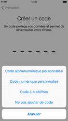 Apple iPhone 7 - Premiers pas - Créer un compte - Étape 15