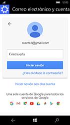 Microsoft Lumia 950 - E-mail - Configurar Gmail - Paso 9