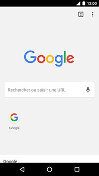 Motorola Moto E4 Plus - Internet et connexion - Naviguer sur internet - Étape 17