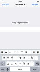 Apple iPhone 7 (Model A1778) - Beveiliging en ouderlijk toezicht - Toegangscode aanpassen - Stap 5