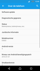 Sony Xperia M5 - Software updaten - Update installeren - Stap 5