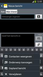 Samsung I9295 Galaxy S IV Active - MMS - afbeeldingen verzenden - Stap 9
