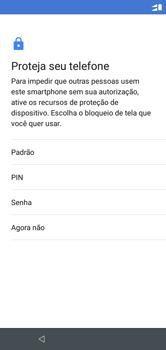 Motorola One - Primeiros passos - Como ativar seu aparelho - Etapa 15