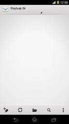 Sony Xperia Z1 4G (C6903) - E-mail - Hoe te versturen - Stap 14