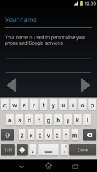 Sony Xperia Z1 Compact D5503 - Applications - Downloading applications - Step 6