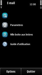 Nokia 500 - E-mail - envoyer un e-mail - Étape 4