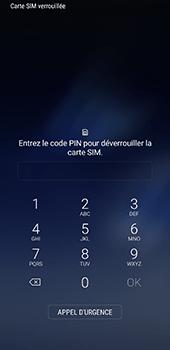 Samsung Galaxy S8 Plus - Device maintenance - Effectuer une réinitialisation logicielle - Étape 4