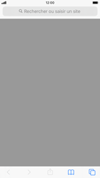 Apple iPhone 8 - iOS 13 - Internet - navigation sur Internet - Étape 2