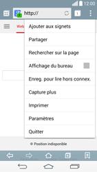 LG G3 (D855) - Internet - Navigation sur Internet - Étape 7