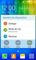 Samsung Galaxy J1 - Internet no telemóvel - Como configurar ligação à internet -  28