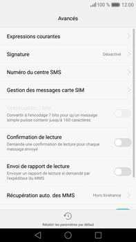 Huawei P9 Plus - SMS - configuration manuelle - Étape 7