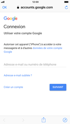 Apple iPhone 7 - iOS 12 - E-mail - Configuration manuelle (gmail) - Étape 6