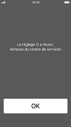 Apple iPhone SE - iOS 12 - SMS - configuration manuelle - Étape 6