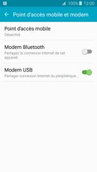 Samsung Galaxy J3 (2016) - Internet et connexion - Utiliser le mode modem par USB - Étape 7