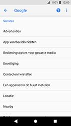 Sony Xperia XA2 - Beveiliging en privacy - Zoek mijn mobiel activeren - Stap 5