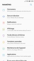 Samsung J530F Galaxy J5 (2017) - WiFi et Bluetooth - Configuration manuelle - Étape 4