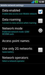 LG P920 Optimus 3D Speed - Internet - Manual configuration - Step 6