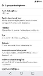 LG X Cam - Réseau - Installation de mises à jour - Étape 6