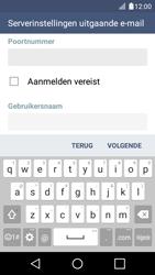 LG K4 - E-mail - Account instellen (IMAP zonder SMTP-verificatie) - Stap 14