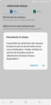 Samsung Galaxy A7 (2018) - Réseau - utilisation à l'étranger - Étape 12
