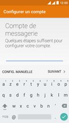 Wiko Rainbow Lite 4G - E-mails - Ajouter ou modifier un compte e-mail - Étape 5