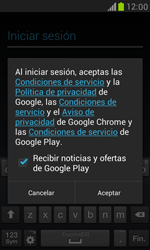 Samsung Galaxy S3 Mini - E-mail - Configurar Gmail - Paso 12