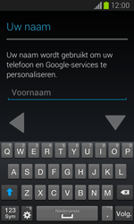 Samsung Galaxy Core (I8260) - Applicaties - Account aanmaken - Stap 5