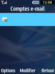 Samsung Solid 271 - E-mails - Ajouter ou modifier un compte e-mail - Étape 21