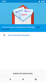 Nokia 6-1-dual-sim-android-pie - E-mail - Account instellen (IMAP zonder SMTP-verificatie) - Stap 5