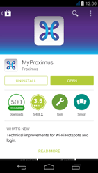 Acer Liquid Jade Z - Applications - MyProximus - Step 9
