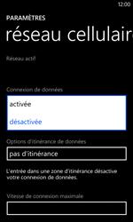 Nokia Lumia 520 - Internet - configuration manuelle - Étape 7