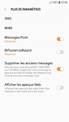 Samsung Galaxy J5 (2017) - SMS - Configuration manuelle - Étape 7