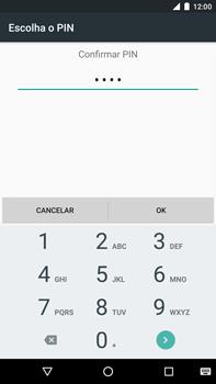 Huawei Google Nexus 6P - Segurança - Como ativar o código de bloqueio do ecrã -  11