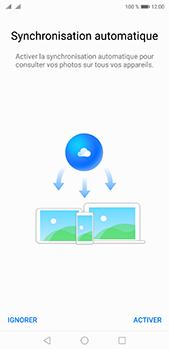 Huawei P20 pro - Photos, vidéos, musique - Envoyer une photo via Bluetooth - Étape 3