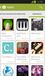 Samsung Galaxy Express - Applications - Télécharger une application - Étape 12