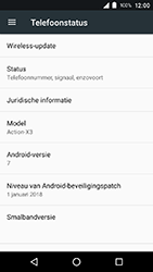 Crosscall Action X3 - Toestel - Software update - Stap 6