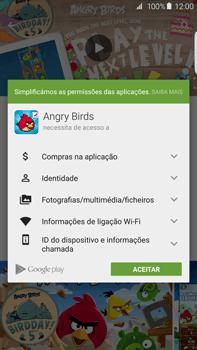 Samsung Galaxy S6 Edge + - Aplicações - Como pesquisar e instalar aplicações -  18