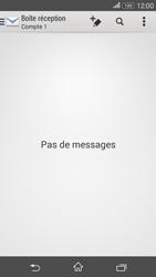 Sony Xperia E4g - E-mails - Envoyer un e-mail - Étape 4
