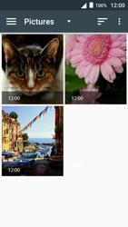 Alcatel OneTouch POP 3 (5) 3G (OT-5015X) - E-mail - Hoe te versturen - Stap 13